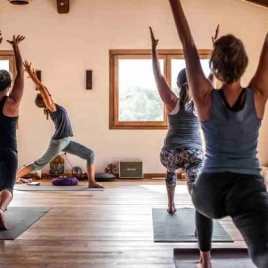 Love Yoga-Love Life-Retreat | mit Elke Svitek | 14.-21. Juli 2018
